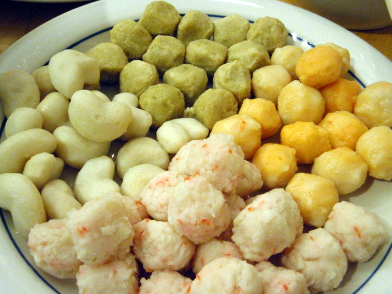 FilipinoStreetFood Squid balls