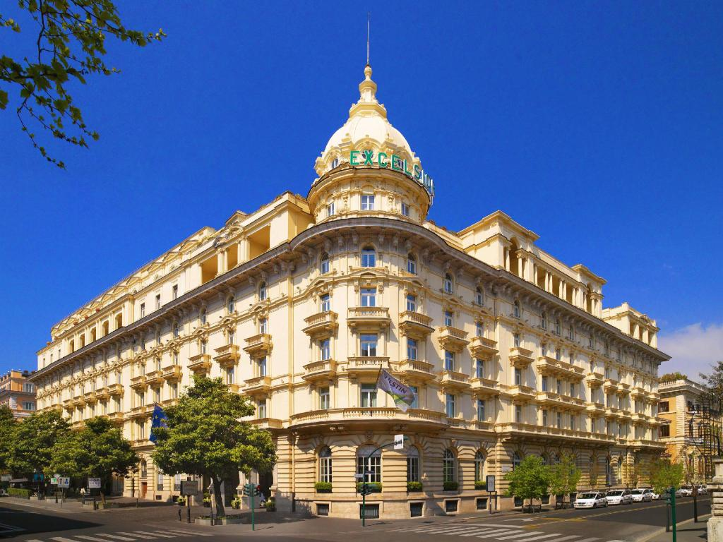 CC Travel Hub - The Westin Excelsior, Rome (property view)