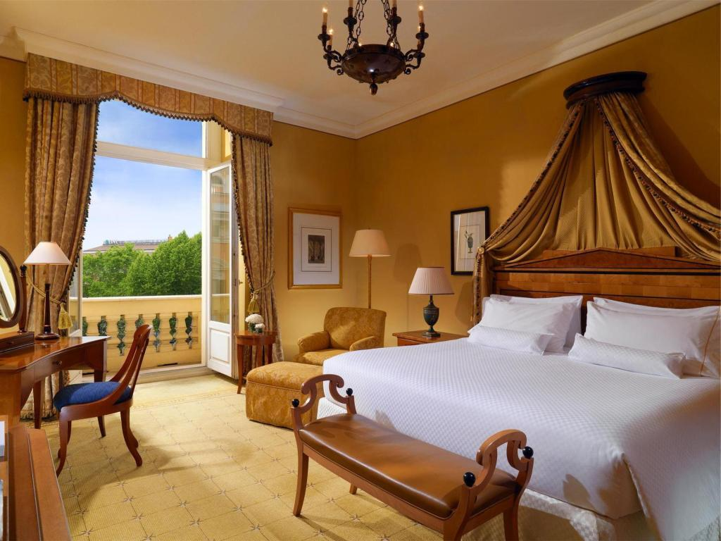 CC Travel Hub - The Westin Excelsior, Rome (rooms)