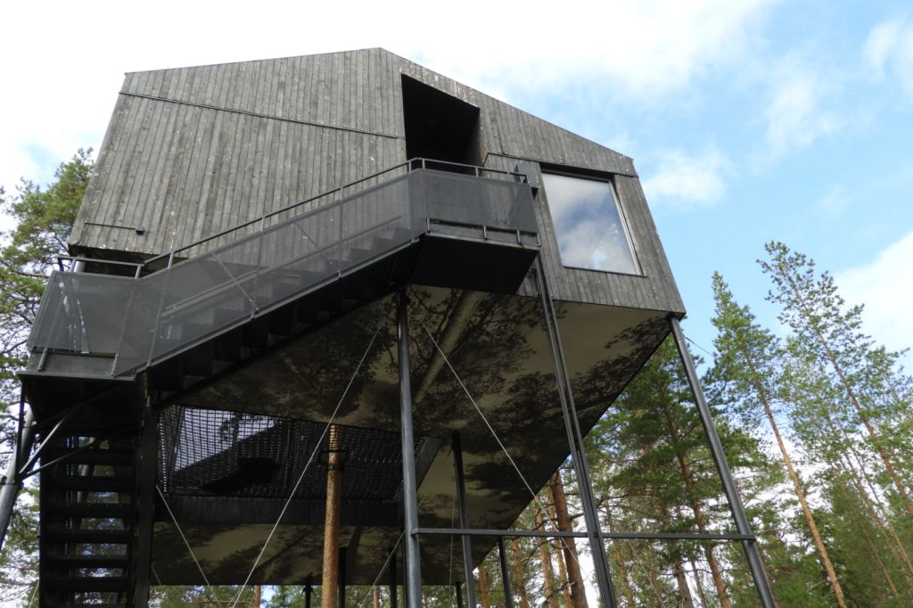 CCTravelHub - The 7th Room (Treehotel, Sweden)