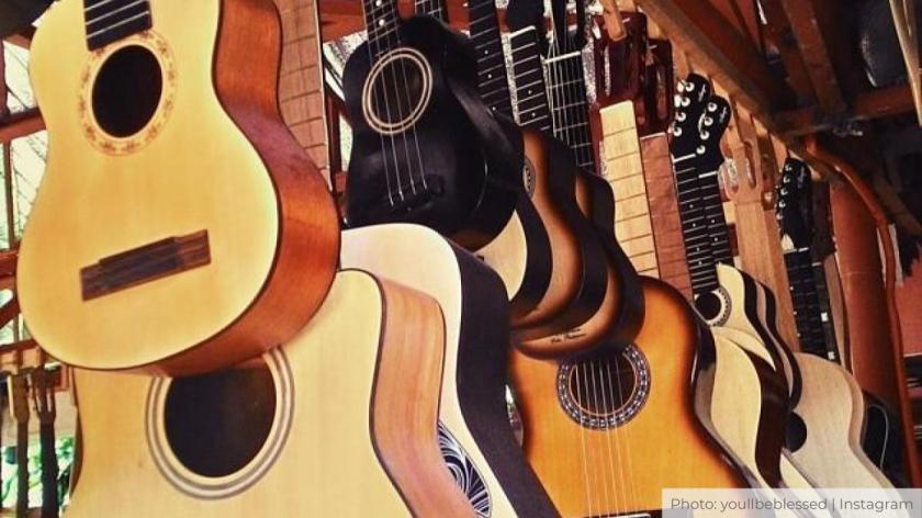 C&C Travel Hub - Philippine-made Guitars, Cebu