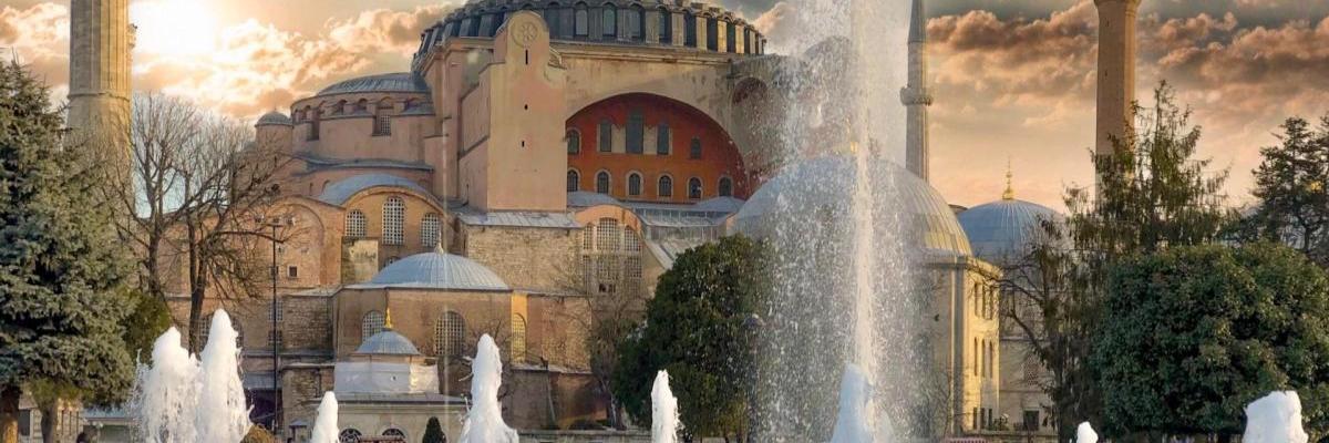 C&C Travel Hub - Hagia Sophia, Turkey
