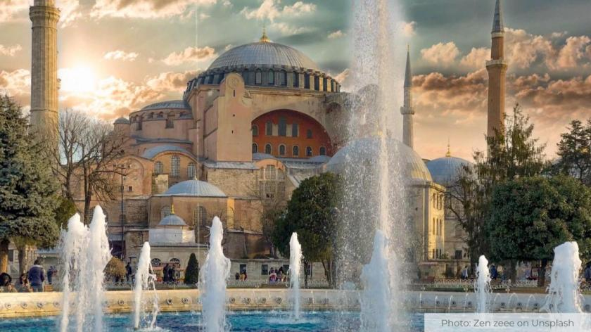 C&C Travel Hub - Hagia Sophia, Turkey
