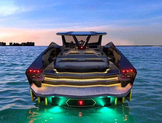 CCTravelHub - Technomar Lamborghini
