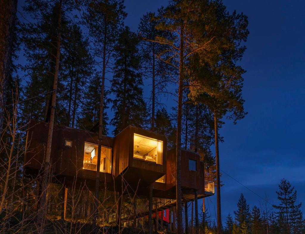 CCTravelHub - The Dragonfly (Treehotel, Sweden)