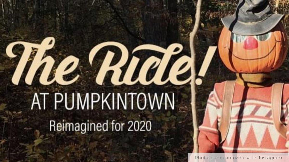 """Journey to a Land Called """"Pumpkintown"""""""