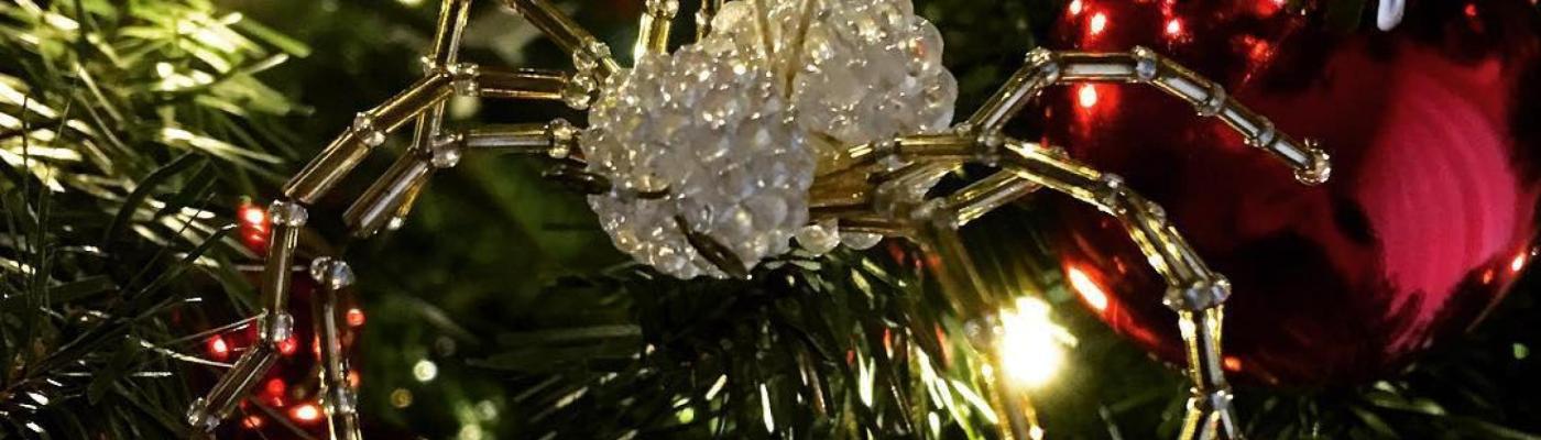 Christmas in Ukraine: Spiders for Good Luck | C&C Travel Hub