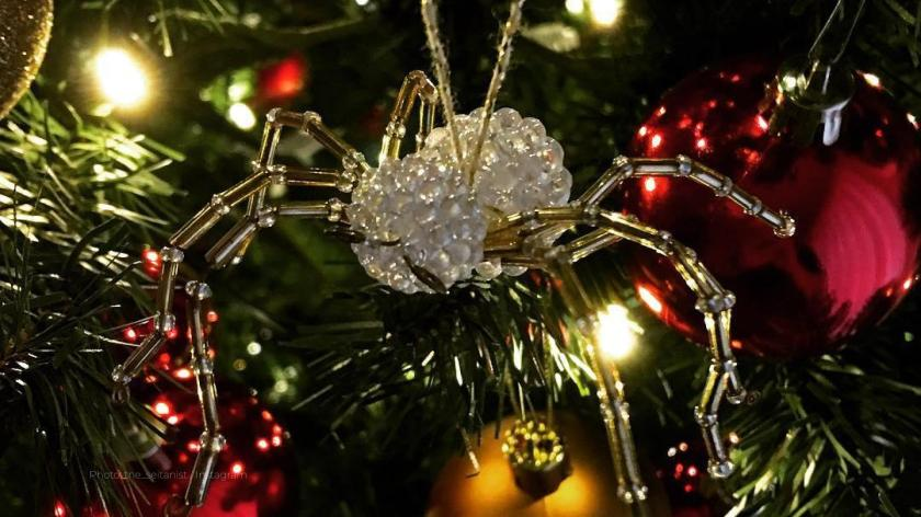 Christmas in Ukraine: Spiders for Good Luck | C&C Travel Hub