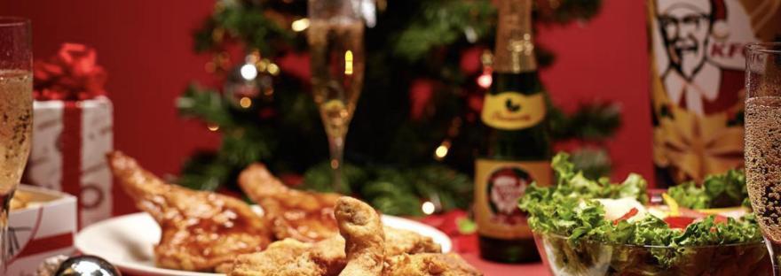 KFC Christmas in Japan | C&C Travel Hub